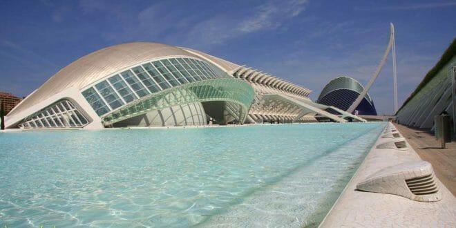 Valencia: le incredibili architetture