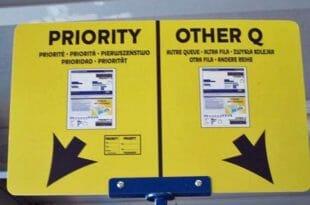 Priority (imbarco prioritario)