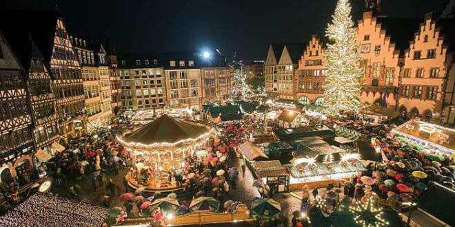 Voli per i mercatini di Natale