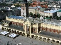 Voli low cost per Cracovia