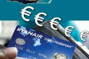 Cash Passport di Ryanair