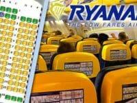 Ryanair: posti a sedere assegnati