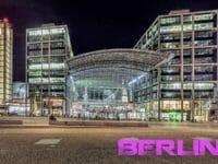 Berlino: la modernissima Stazione Centrale