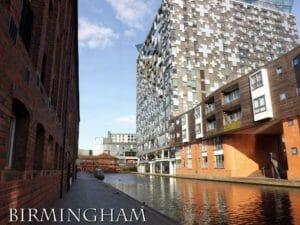 Offerte di voli per Birmingham