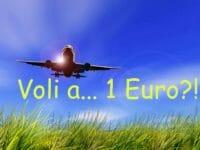 Offerte di voli a 1 euro