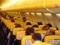Ryanair: i migliori posti a sedere