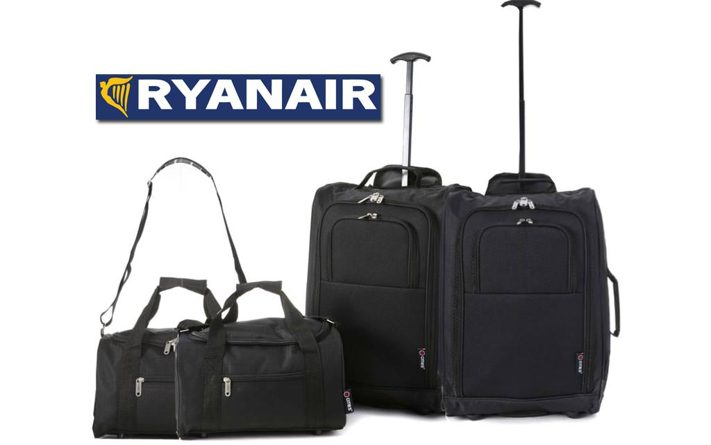 Migliori valigie e trolley per volare con ryanair - Quante valigie si possono portare in aereo ...