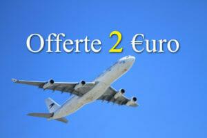 Offerte di Voli a 2,00 euro