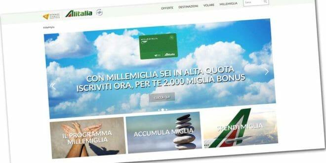Alitalia Millemiglia