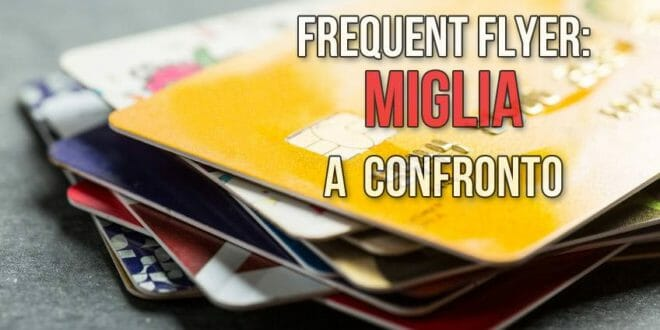 Confronto Frequent Flyer
