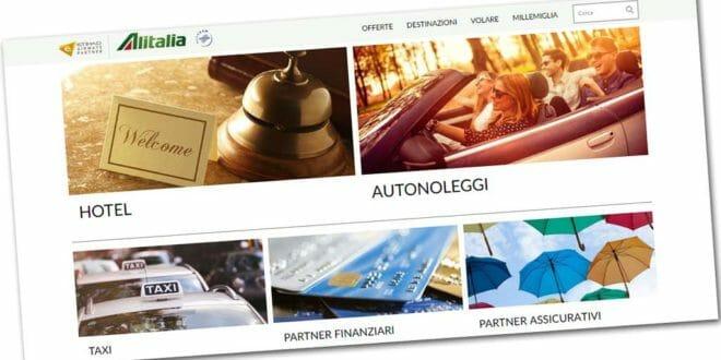Alitalia Millemiglia partner