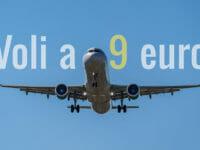 Voli a 9 euro, come trovarli